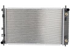 Радиатор охлаждения двигателя с масляным контуром 2.2L/3.5L (2004-2007г.)