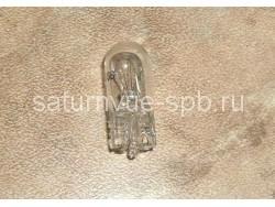 Лампа переднего габарита/подсветка гос. номера. 4,9W