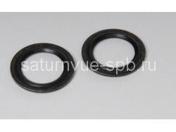 Кольцо уплотнительное трубки кондиционера 16 мм ( комплект 2 шт.)